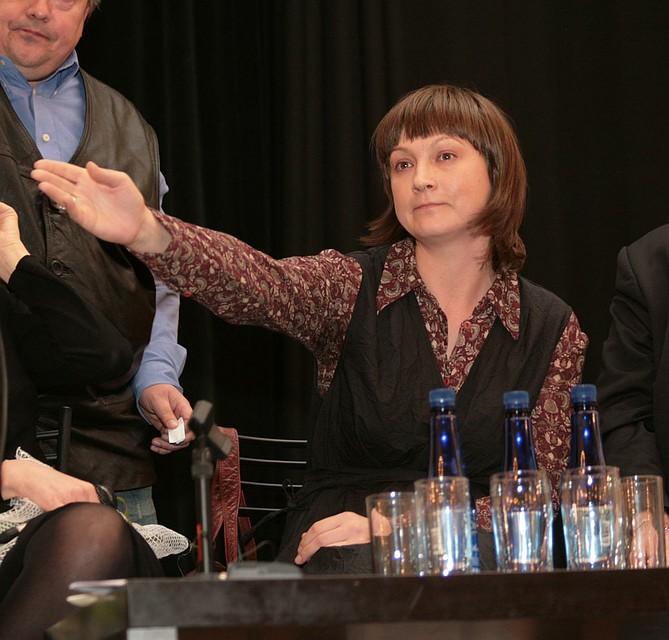 Четвертая жена артиста Ксения Качалина. Фото: GLOBAL LOOK PRESS