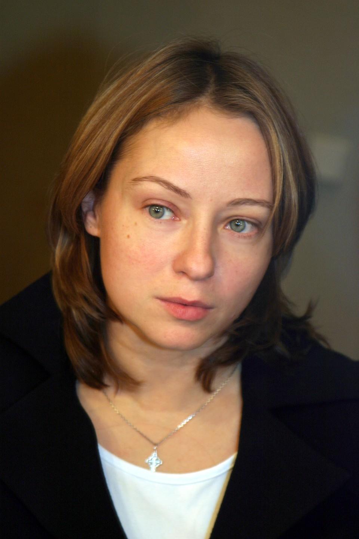 Третья жена - актриса Евгения Добровольская.