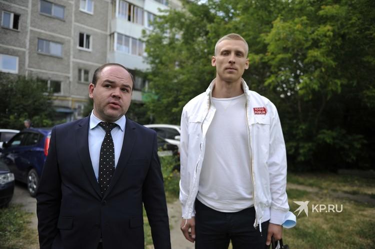 Адвокат Максима Шибинова Дмитрий Жикин считает, что судья - довольно адекватно ведет процесс