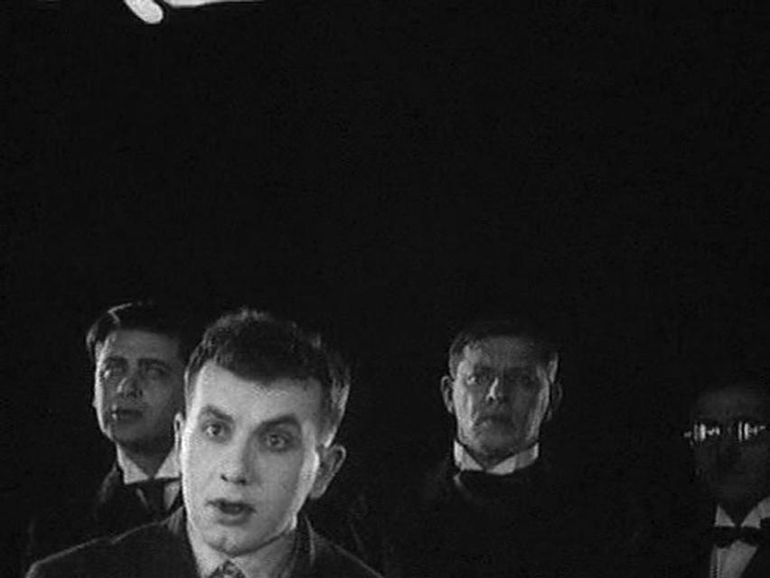 """Среди фильмов, в которых Романов снялся до ареста, был и """"Кукла с миллионами"""". Фото: Кадр из фильма"""