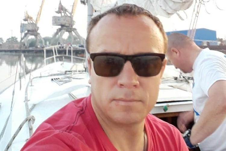 Константин Семёнов.
