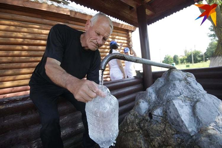 Начался второй большой этап проекта «Родники Беларуси».
