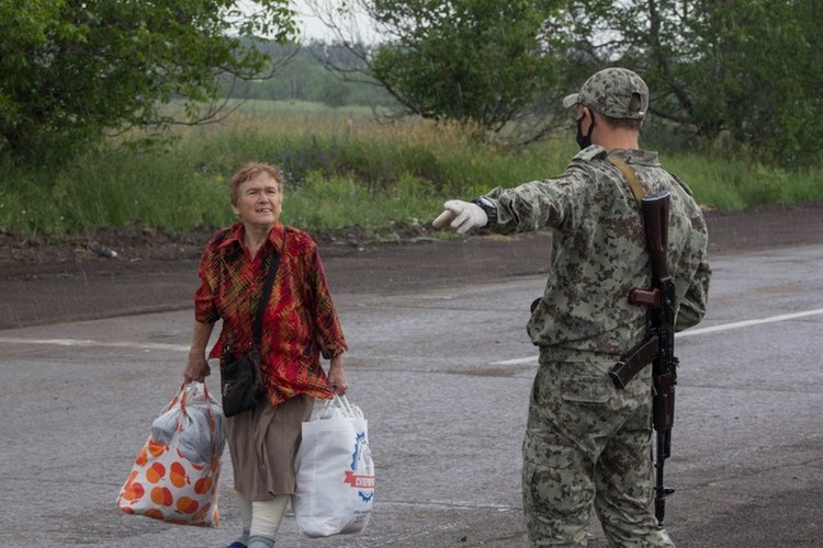 Для пожилых дончан такое путешествие часто не под силу.