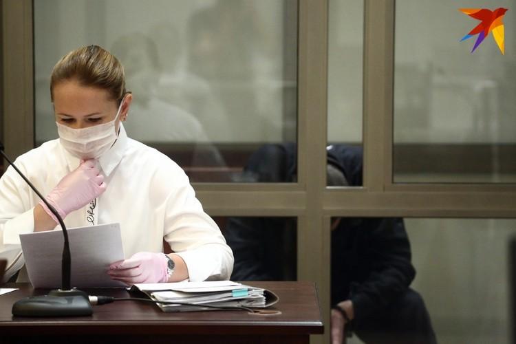 Обвиняемого защищает адвокат Татьяна Подрецкая.