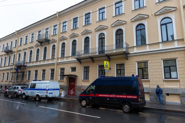 Убийство произошло в доме Соколова