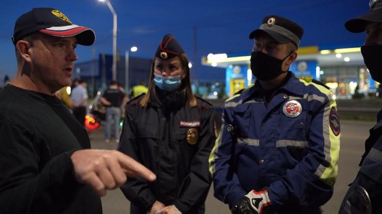 Джон Дуган считает, что полицейские в России ущемлены в правах. ФОТО: предоставлено героем публикации