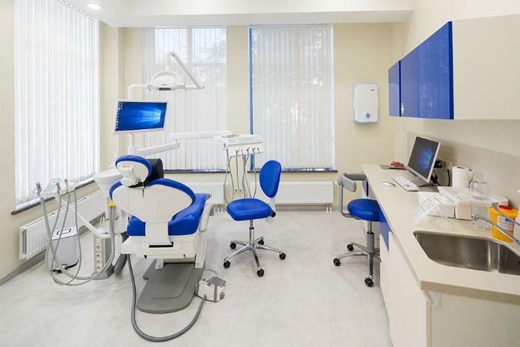 """Кабинет ортодонтии и гигиены. Фото: стоматология """"Филигрань""""."""