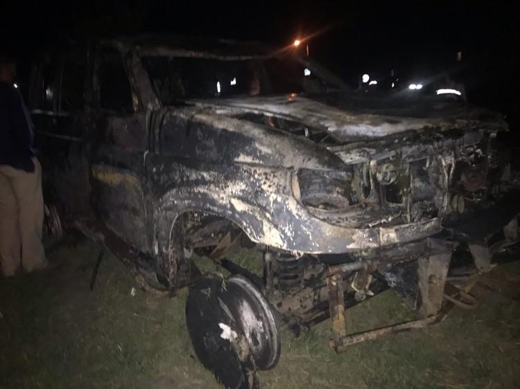 Автомобиль получил серьезные повреждения ФОТО: ДТП 163 Самара