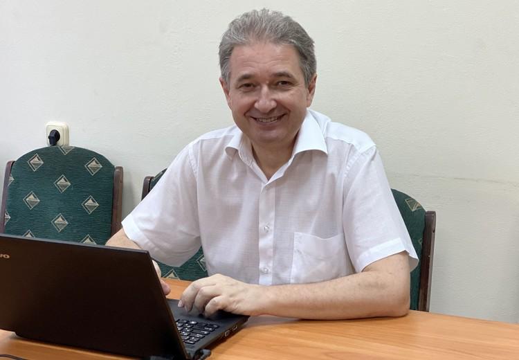 Карякин Михаил Игоревич, директор Института математики, механики и компьютерных наук ЮФУ