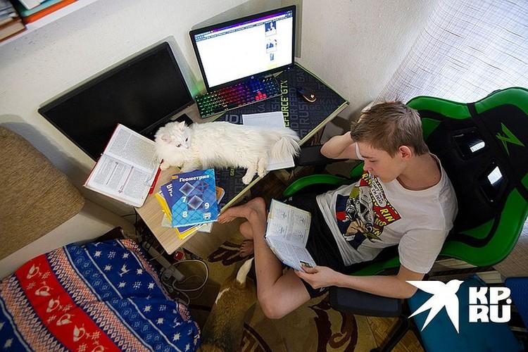 Те, кто долго болеет, получат возможность учиться онлайн.