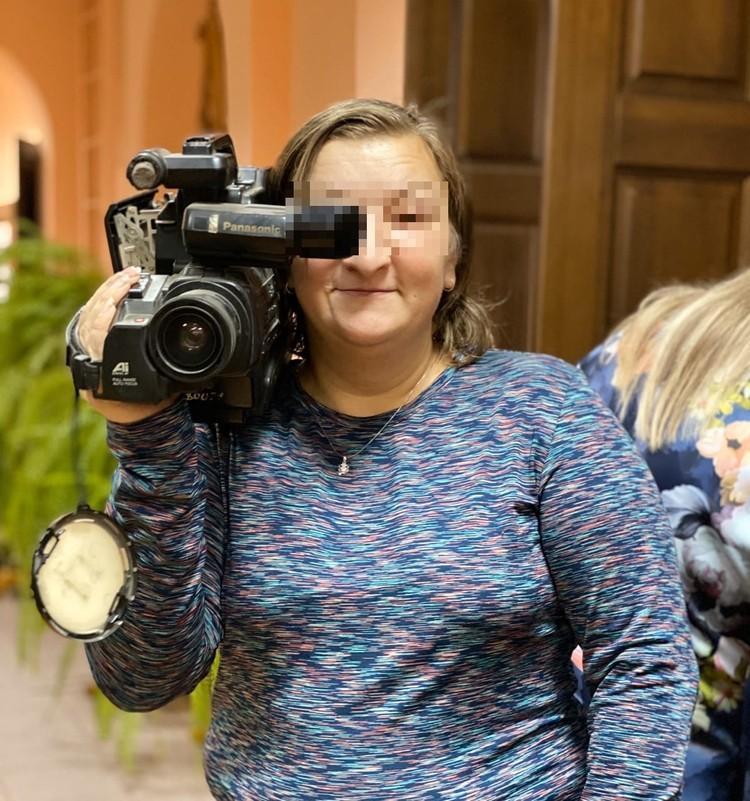 Погибшая - Валентина Монид из города Иланск.. Фото соцсети
