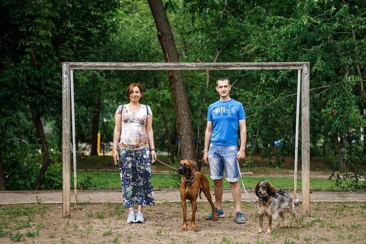 Алексей Залозный -адвокат и Любовь Малахова - врач,