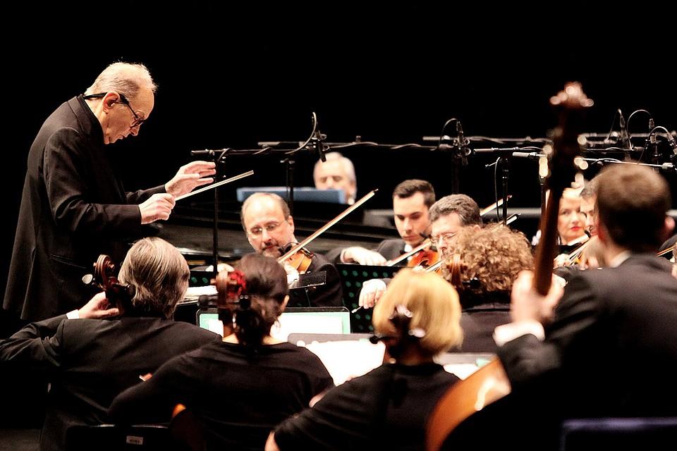 Легендарному итальянскому композитору, автору незабываемой музыки к «Профессионалу», «Однажды в Америке», «Хорошему, плохому, злому» и еще четырем сотням картин, был 91 год Фото: Shutterstock
