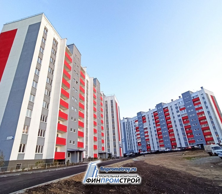 За годы работы компания построила в Миассе почти 100 000 квадратных метров жилья.