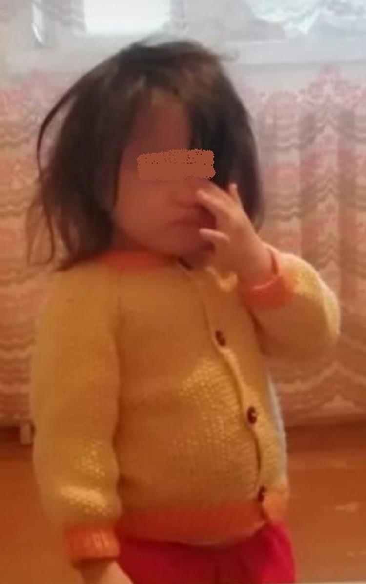 Погибшая девочка даже не умела говорить. Фото: УМВД России по Ямало-Ненецкому автономному округу