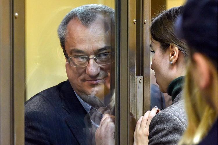 Вячеслав Гайзер. Фото: Антон Великжанин/ТАСС