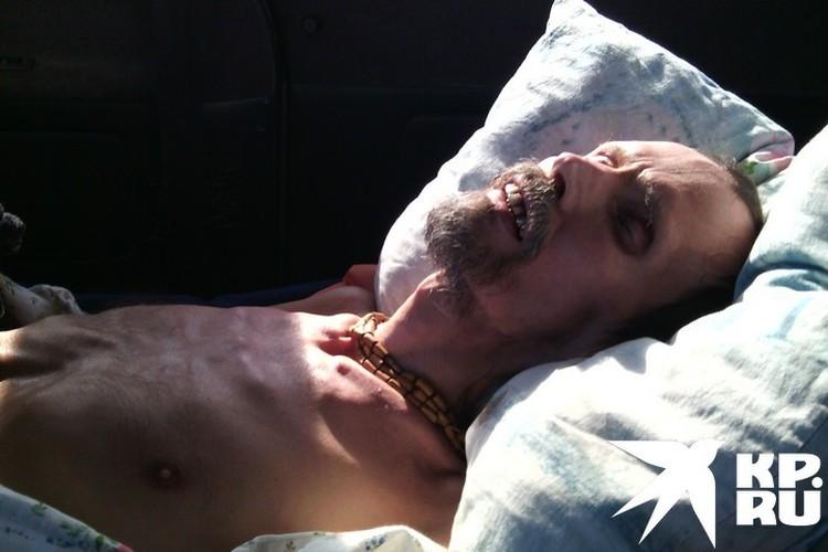 Федор весил примерно 40 килограммов. Фото: предоставлено тетей погибшего.
