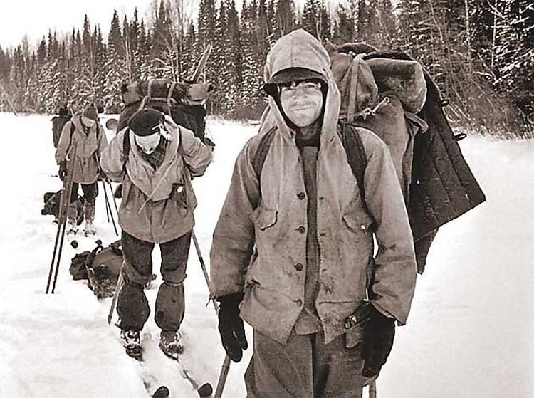 Зимой 1959 года в горах Северного Урала пропала группа туристов из девяти человек