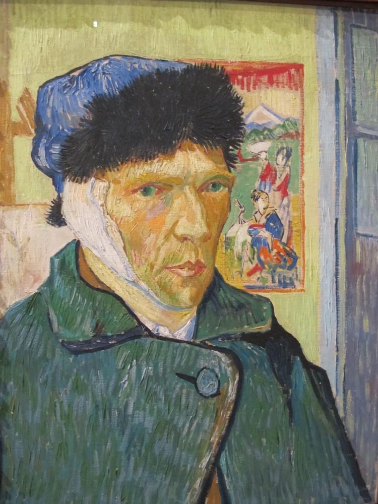 Настоящий портрет Ван Гога