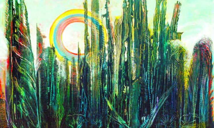 """Картина """"Лес"""", написанная Бельтракки, была признана женой Эрнста как оригинал"""