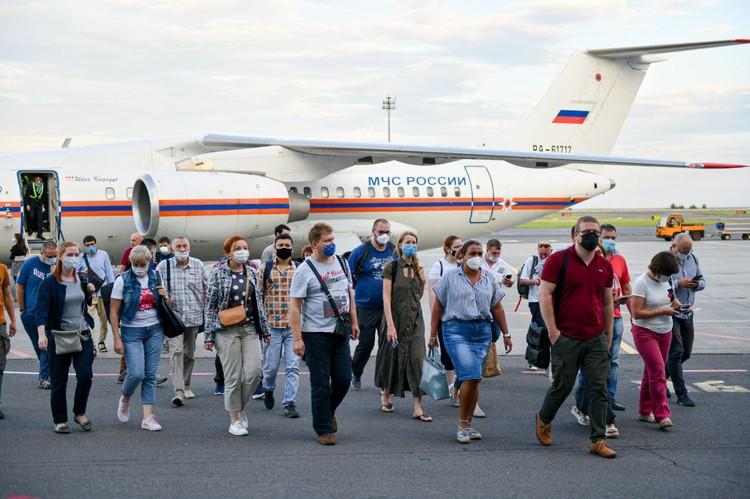 Российские врачи 6 июля прибыли в Казахстан, чтобы поделиться опытом в борьбе с коронавирусом. Фото: www.gov.kz