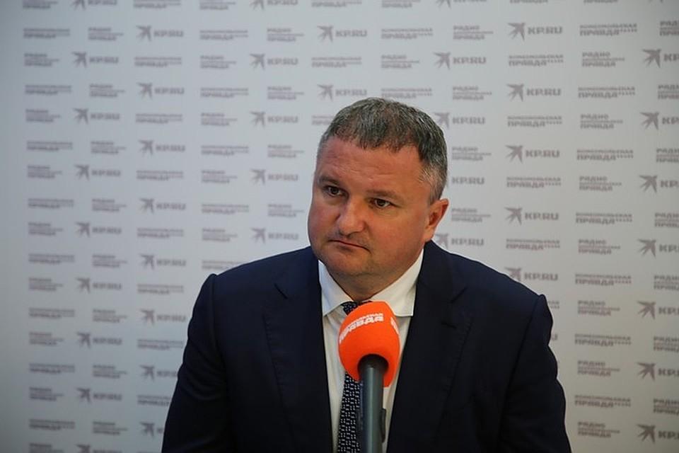 Александр Ефремов, управляющий ГК «Доброфлот». Фото: «ГК «Доброфлот»