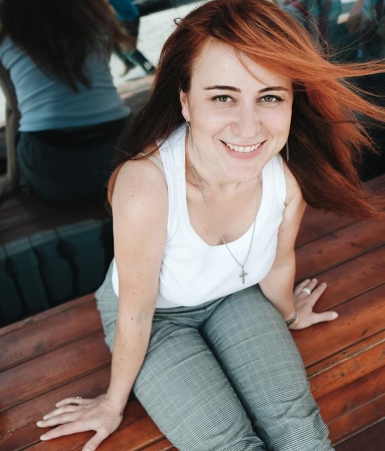 Елена похудела благодаря интервальному голоданию.Фото: личный архив.