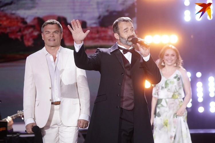 Дмитрий Певцов сказал, что в Беларуси он сыграл в кино свои лучшие роли.