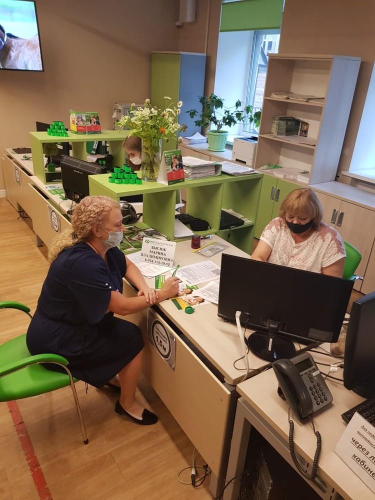 В офисе компании работают настоящие профессионалы