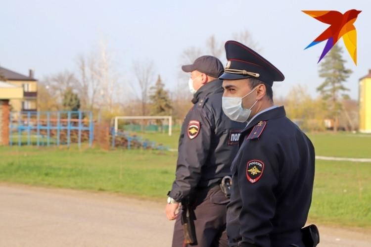 Полиция снова может начать проверки масочного режима
