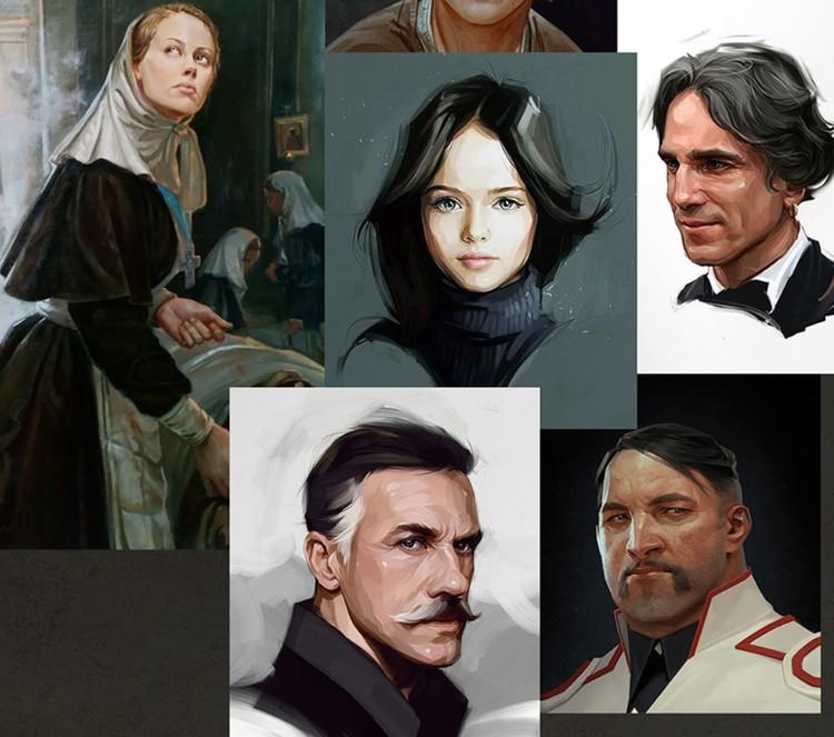 Персонажи будут выглядеть реалистично, как и каждая деталь анимационного фильма.