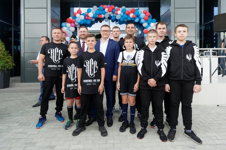 Варненский район гордится своими ведущими спортсменами. Фото РМК.