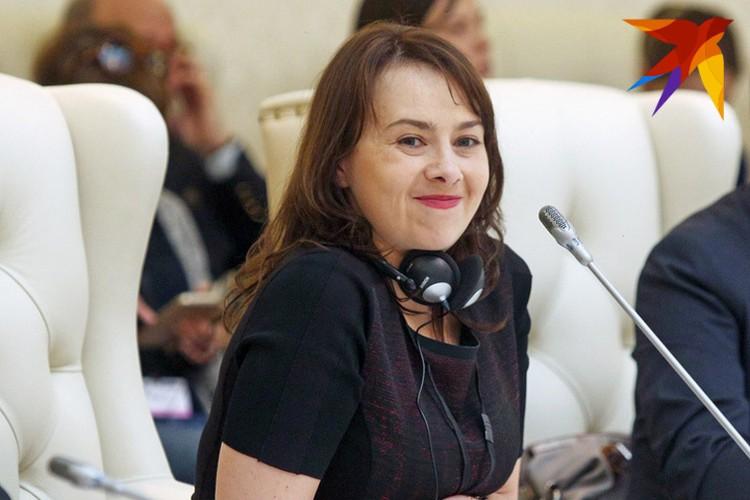 Анна Канопацкая.