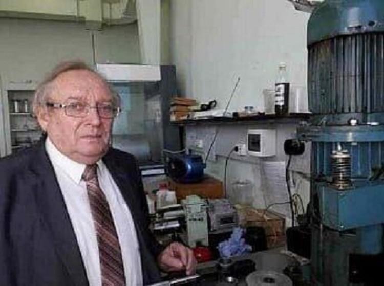 Ученый Анатолий Пономаренко. Фото: ЮФУ