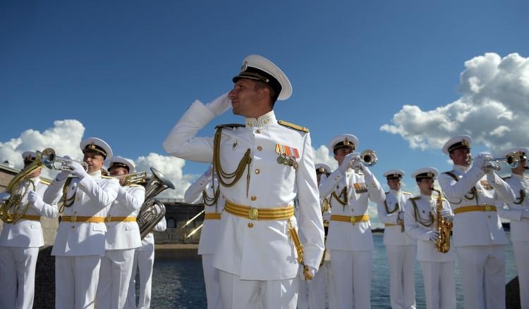 За рубежом говорят о ВМФ России, как о внушительной силе, с которой нельзя не считаться.