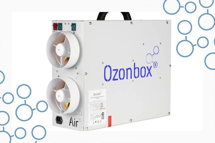 Озонаторы «Ozonbox» рекомендованы НИИ гриппа имени А.А. Смородинцева. Фото «Ozonbox».