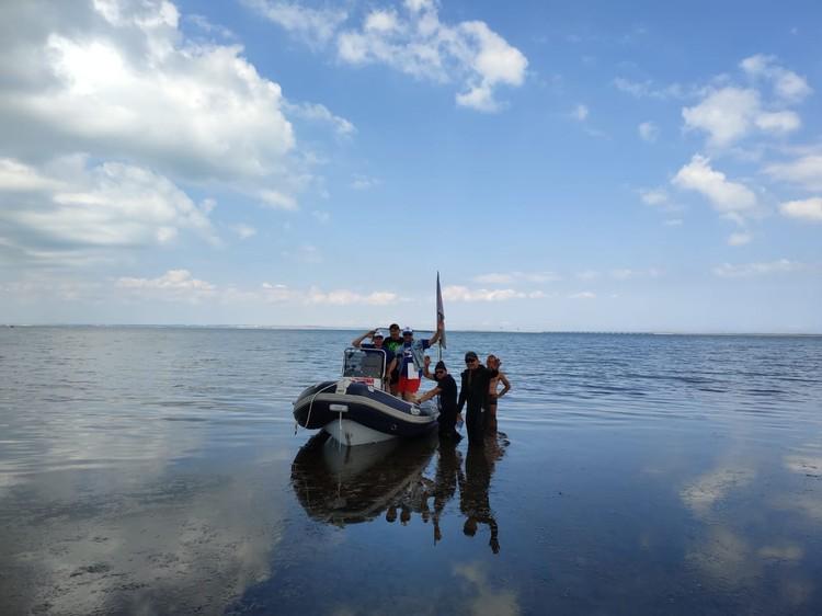 К поиску привлекли отряд «ЭПРО» из Тольятти. Фото: Андрей Коннов