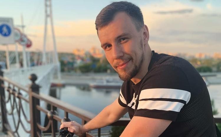 """Дмитрий Голота, житель ЖК """"Гармония"""""""