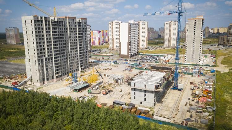 Уже через год в работу УК «Звезда управляет» добавится два новых дома