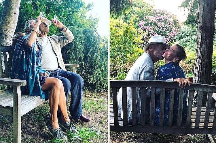 Андрей Кончаловский знает, как сохранить страсть в браке. Фото: Инстаграм.