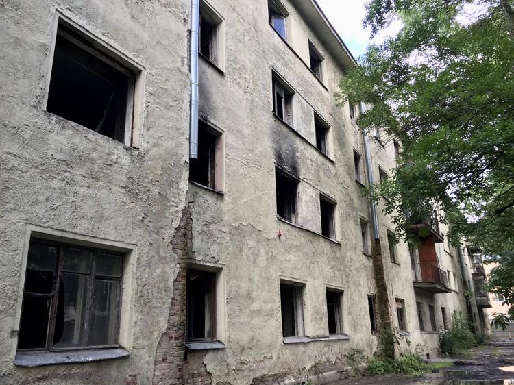 В отремонтированных домах поселятся почти 500 молодых семей. Дома Фото: kgiop.gov.spb.ru
