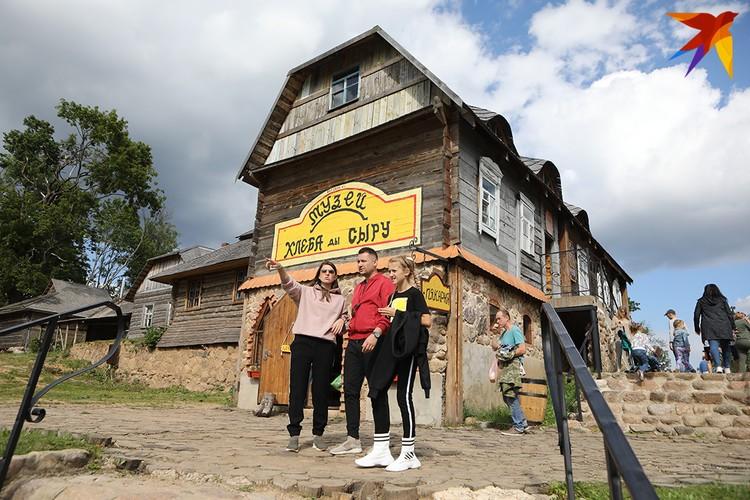 В Суле много мест для отдыха и развлечений.