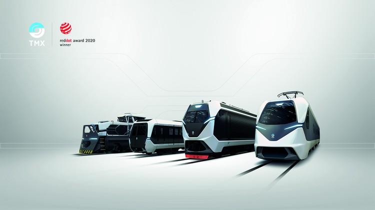 В 2020 году дизайн-концепция ТМХ получила признание престижного международного конкурса RedDotDesignAward. Фото предоставлено пресс-службой ТМХ.