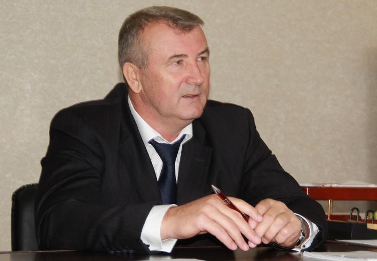 Владимир Алай на встрече со старейшинами Адыгеи. Фото: УМВД по Республике Адыгея.