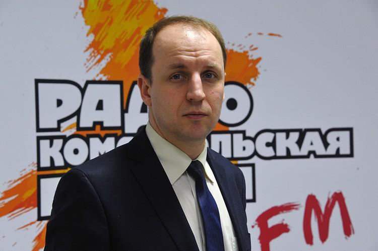 Политолог, член совета по межнациональным отношениям при президенте РФ Богдан Безпалько