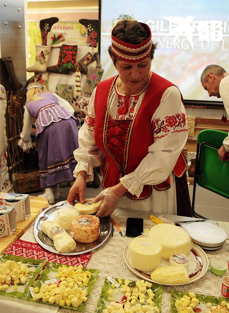 Вытеснению белорусской «молочки» с нашего рынка российские фермеры были бы только рады
