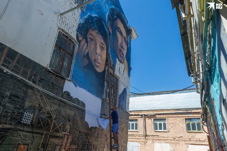 Творческое пространство на Петроградке станет новым местом притяжения в городе.