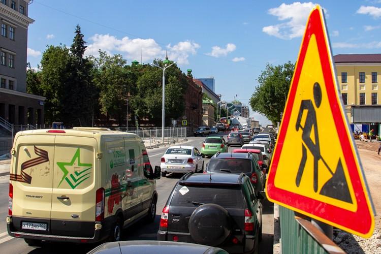 Пробки - бич всех современных городов