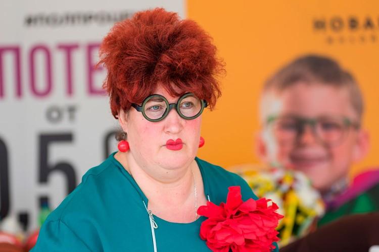 Татьяна Ивановна Ларина — учитель-универсал и чудо-женщина. Фото: Руслан ЗУБКО