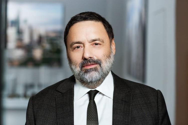 Президент ГК КОРТРОС Вениамин Максович Голубицкий.